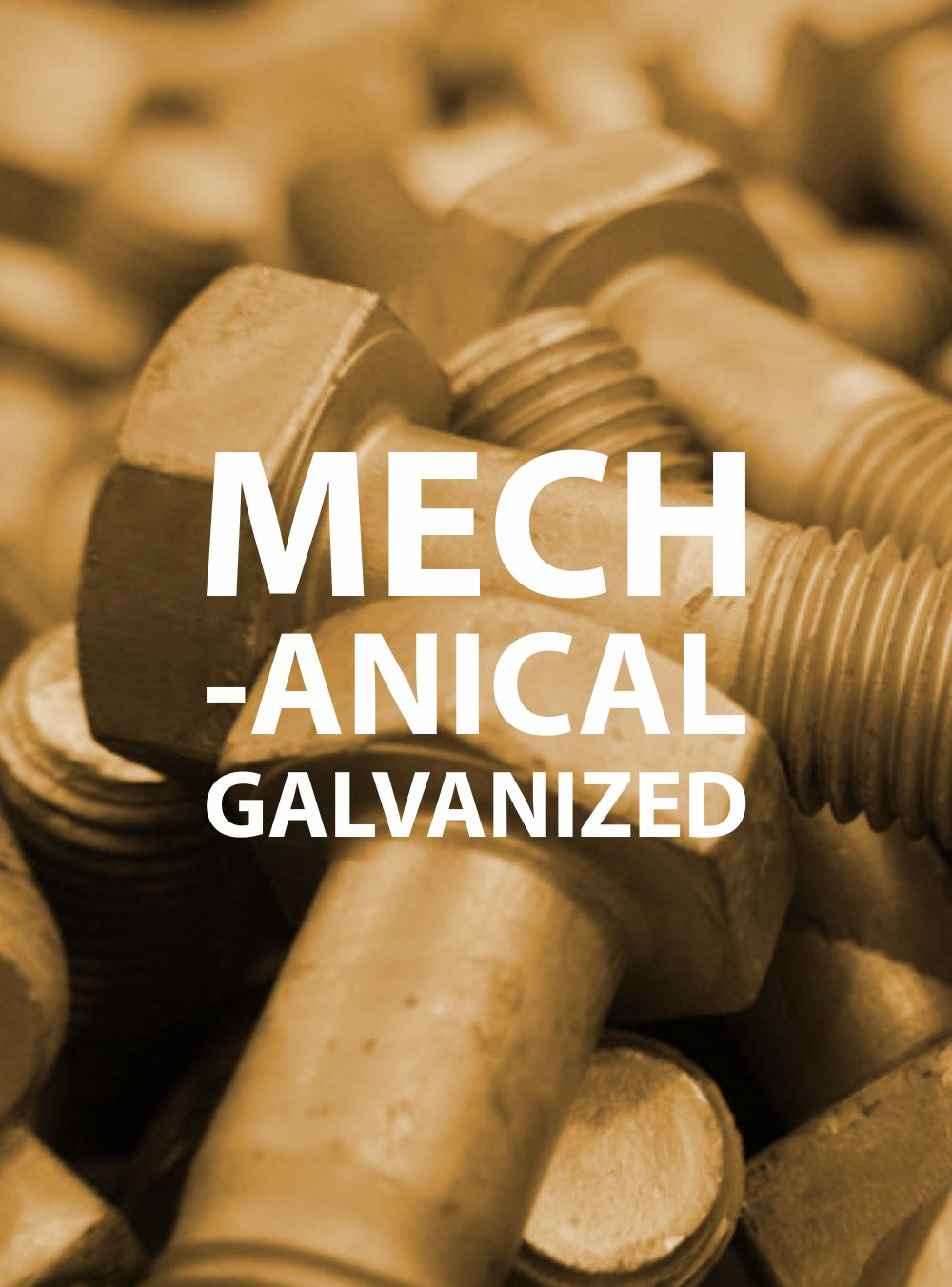 Mechanical Galvanizing